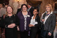 From left are Dawn Broonham, Claire Elkington, Param Pabla and Sue Breedon