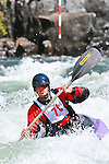 Kayaking Whitewater