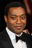 HOLLYWOOD, LOS ANGELES, CA, USA - MARCH 02: Chiwetel Ejiofor at the 86th Annual Academy Awards held at Dolby Theatre on March 2, 2014 in Hollywood, Los Angeles, California, United States. (Photo by Xavier Collin/Celebrity Monitor)