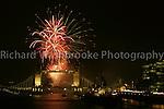 Fireworks London 04 April 2005
