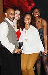 02-26-12 Stick Fly - #1 Alicia Keys - Dule - Ruben - Tracie - Mekhi - Condola - Rosie after party