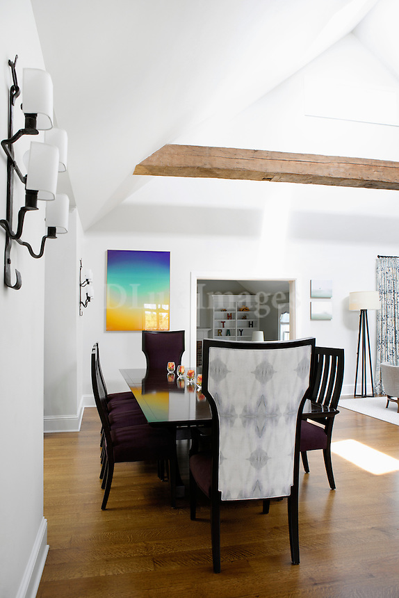 classic wenge dining table