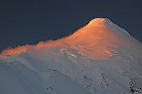 Osorno volcano, one of the main atractions of South of Chile
