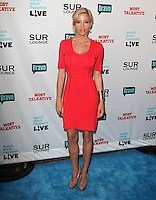 Camille Grammer.Bravo's Andy Cohen's Book Release Party For &quot;Most Talkative: Stories From The Front Lines Of Pop Held at SUR Lounge, West Hollywood, California, USA..May 14th, 2012.full length red dress.CAP/ADM/KB.&copy;Kevan Brooks/AdMedia/Capital Pictures.