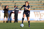 02 November 2012: Virginia's Caroline Miller. The Florida State University Seminoles played the University of Virginia Cavaliers at WakeMed Stadium in Cary, North Carolina in a 2012 NCAA Division I Women's Soccer and Atlantic Coast Conference Tournament semifinal game. Virginia won the game 4-2.