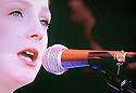 Glastonbury Festival on the BBC. Laura Marling.