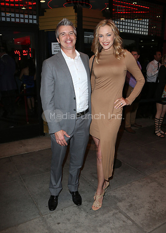 BEVERLY HILLS, CA - April 20: Kristanna Loken, Jonathan Bates, At Artemis Women in Action Film Festival - Opening Night Gala At The Ahrya Fine Arts Theatre In California on April 20, 2017. Credit: FS/MediaPunch