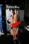 Adult Film Actress Raven Bay Attends EXXXOTICA 2013 Held At The Taj Mahal Atlantic City, NJ