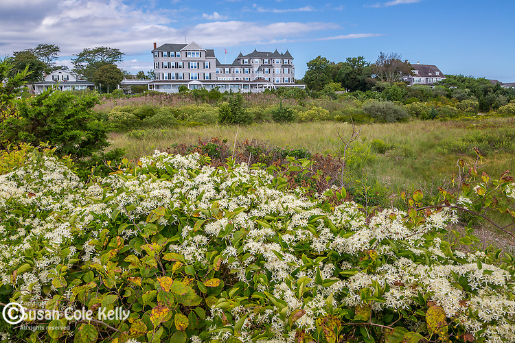 The Harbor View Hotel in Edgartown, Marthas Vineyard, Massachusetts, USA