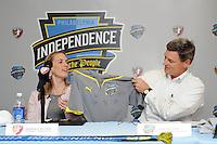 Philadelphia Independence Press Conference October 26 2011