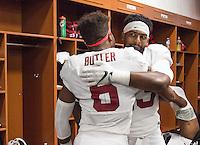 Stanford Football vs UCLA, September 24, 2016