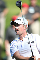 02/17/13 Pacific Palisades, CA: Webb Simpson during  the Final Round of the Northern Trust Open held at Riviera Country Club.