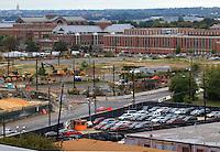 D.C. United Buzzard Point soccer stadium groundbreaking, October 4, 2016