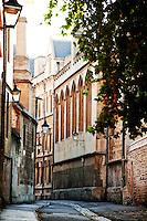 Brasenose Lane, Oxford.