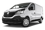 Renault Trafic Fourgon Extra L1H1 S&S Cargo Van 2015