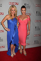 Kim Richards, Kyle Richards<br /> at the NCTA's Chairman's Gala Celebration of Cable with REVOLT, The Belasco Theater, Los Angeles, CA 04-30-14<br /> David Edwards/DailyCeleb.Com 818-249-4998
