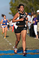 SAN MARCOS, TX - AUGUST 6, 2009: Texas State Invitational Cross Country Meet at the Gary Job Corps Center. (Photo by Jeff Huehn)