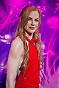Oct. 4, 2011 - Tokyo, Japan - The wax figure of Nicole Kidman is displayed at the Madame Tussauds museum exhibit. The world's 13th Madame Tussauds museum showcases 19 wax figures of  celebrity musicians and movie stars. (Photo by Christopher Jue/AFLO)
