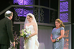 """Guiding Light's Kim Zimmer stars with Kayleen Seidl and Joel Briel in """"It Shoulda Been You"""" - a new musical comedy - at the Gretna Theatre, Mt. Gretna, PA on July 30, 2016. (Photo by Sue Coflin/Max Photos)"""