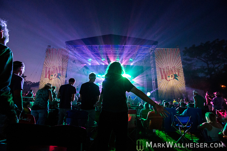 the 2017 Wanee Festival at the Spirit of the Suwannee Music Park in Live Oak, Florida.