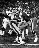 49ers vs. New York Giants, (Jan 3,1982)