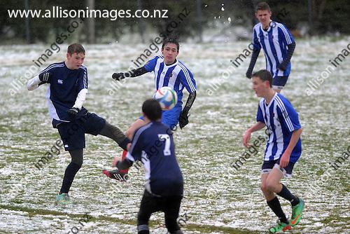 AI120533 Dunedin-Football, STAC Exchange John McGlashan VS St Andrews College 20 June 2015