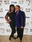 Sandi Sheppard and Front Row Productions President/CEO Stephen C. Byrd Attend Jocelyn Taylor's Birthday Celebration and Official Launch of JRT Multimedia, LLC(A Luxury Branding Company)at Nikki Beach Midtown, New York,  3/26/2011