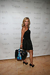 The Real Housewives of New York Sonja Morgan Attends Theia Spring 2014 Presentation Held at the New York Palace, NY