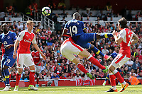 Enner Valencia of Everton sees a goal rules out for a foul during Arsenal vs Everton, Premier League Football at the Emirates Stadium on 21st May 2017
