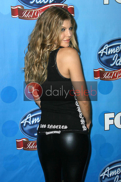 Fergie<br />at the taping of American Idol's &quot;Idol Gives Back 2008&quot;. Kodak Theatre, Hollywood, CA. 04-06-08<br />Dave Edwards/DailyCeleb.com 818-249-4998