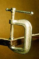 SCREW-TYPE TOOLS<br /> Screw-type Clamp<br /> C-clamp