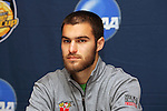 13 December 2008: Graham Zusi (11) of Maryland.  The University of Maryland Terrapins held a press conference at Pizza Hut Park in Frisco, TX one day before playing in the NCAA Divison 1 Men's College Cup championship game.