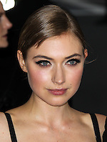"""NEW YORK CITY, NY, USA - MAY 05: Imogen Poots at the """"Charles James: Beyond Fashion"""" Costume Institute Gala held at the Metropolitan Museum of Art on May 5, 2014 in New York City, New York, United States. (Photo by Xavier Collin/Celebrity Monitor)"""