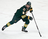 Yvan Pattyn (UVM - 15) - The Boston College Eagles defeated the University of Vermont Catamounts 4-1 on Friday, February 1, 2013, at Kelley Rink in Conte Forum in Chestnut Hill, Massachusetts.