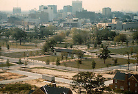 1977 September ..Redevelopment.East Ghent..GHENT SQUARE.FROM JOHN KNOX TOWER...NEG#.NRHA# 5386..