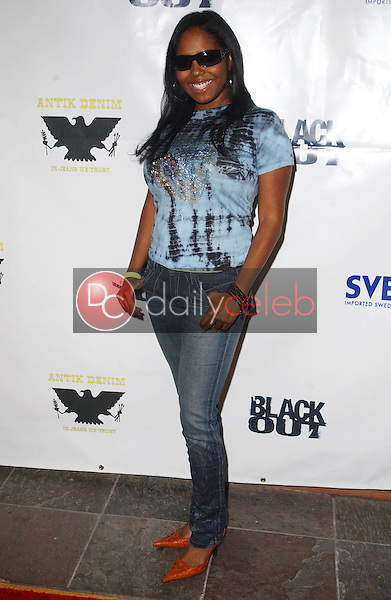 Shar Jackson<br />at the &quot;Black Out&quot; Launch Party presented by Antik Denim. The Element Club, Hollywood, CA. 07-06-06<br />Dave Edwards/DailyCeleb.com 818-249-4998