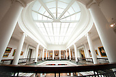 Interior and exterior shots of newly opened Museum of Art (UMMA)