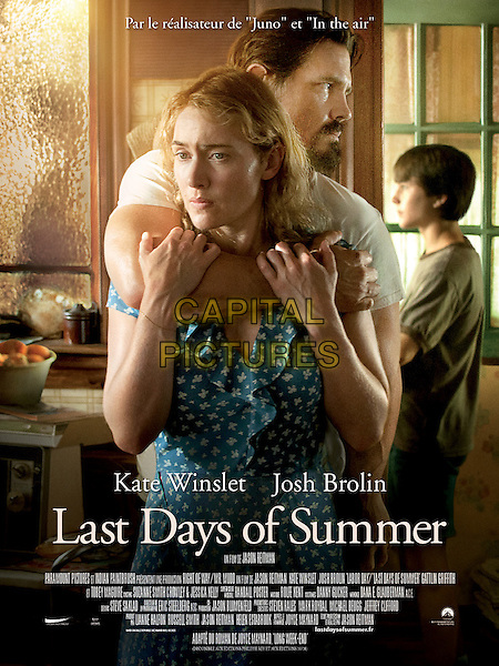 POSTER ART<br /> in Labor Day (2013) <br /> (Last Days of Summer)<br /> *Filmstill - Editorial Use Only*<br /> CAP/NFS<br /> Image supplied by Capital Pictures