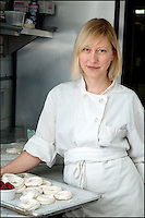 Dalia Jurgensen, pastry chef, author of &quot;Spiced&quot;