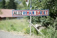 allez-allez Romain Bardet!<br /> <br /> Stage 18 (ITT) - Sallanches &rsaquo; Meg&egrave;ve (17km)<br /> 103rd Tour de France 2016