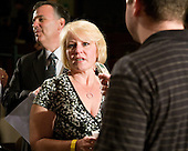 Judy Connolly is interviewed. - The 2012 Hobey Baker Award ceremony was held at MacDill Air Force Base on Friday, April 6, 2012, in Tampa, Florida.