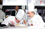 Gavin Kaysen and Daniel Boulud.  Bocuse d'Or USA.  Culinary Institute of America.  Hyde Park, New York.
