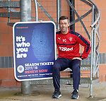 Pedro Caixinha promoting season ticket renewals