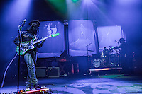 LAS VEGAS, NV - July 31, 2016: ***HOUSE COVERAGE*** The Claypool Lennon Delirium featuring Les Claypool and Sean Lennon performs at Brooklyn Bowl at The Linq  in Las vegas, NV on July 31, 2016. Credit: Erik Kabik Photography/ MediaPunch