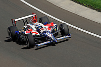 10-18 May 2008, Indianapolis, Indiana, USA. Vitor Meria's Honda/Dallara.©2008 F.Peirce Williams USA.