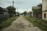 Straße, Sulina, Rumänien, 2015 / Street, Sulina, Romania, 2015
