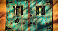 Turquoise Gate in Shadow - Arizona