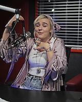 FORT LAUDERDALE, FL - NOVEMBER 09: Maty Noyes visits Radio Station Y-100 on November 9, 2016 in Fort Lauderdale, Florida. Credit: mpi04/MediaPunch