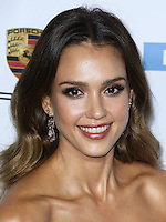 CULVER CITY, LOS ANGELES, CA, USA - NOVEMBER 08: Jessica Alba arrives at the 3rd Annual Baby2Baby Gala held at The Book Bindery on November 8, 2014 in Culver City, Los Angeles, California, United States. (Photo by Xavier Collin/Celebrity Monitor)