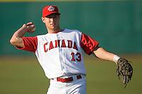 Team Canada - IBAF World Cup 2009